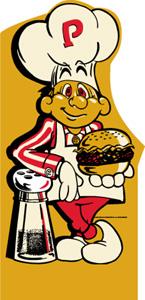 Burgertime SideArt